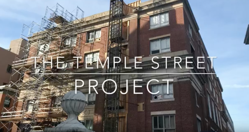 The Temple Street project