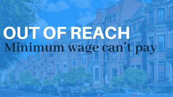 Minimum wage can't pay for a 2-bedroom apartment anywhere inAmerica